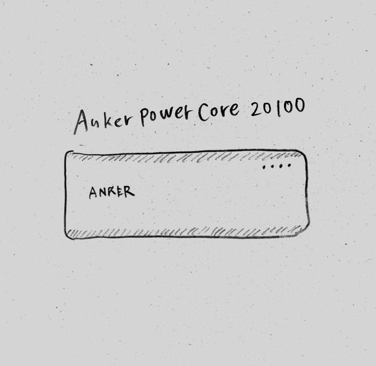 Anker-PowerCore-20100