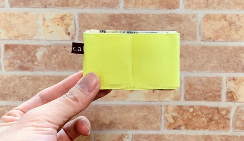 [レビュー]ミニマリストの為の財布「ニルウォレット」
