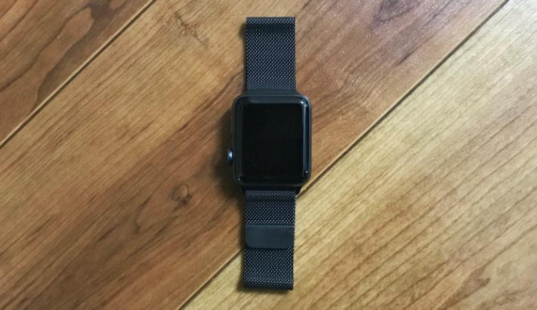 [Apple Watch]ミラネーゼループ純正と偽物の大きな違い2つとは?