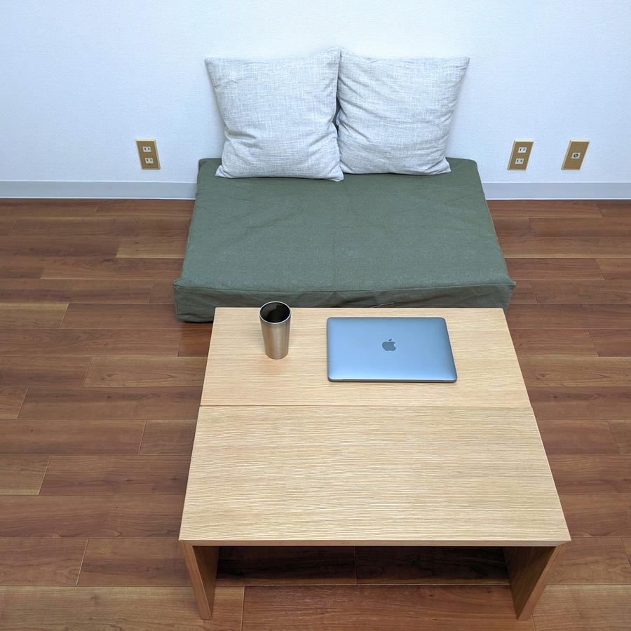 コの字の家具6