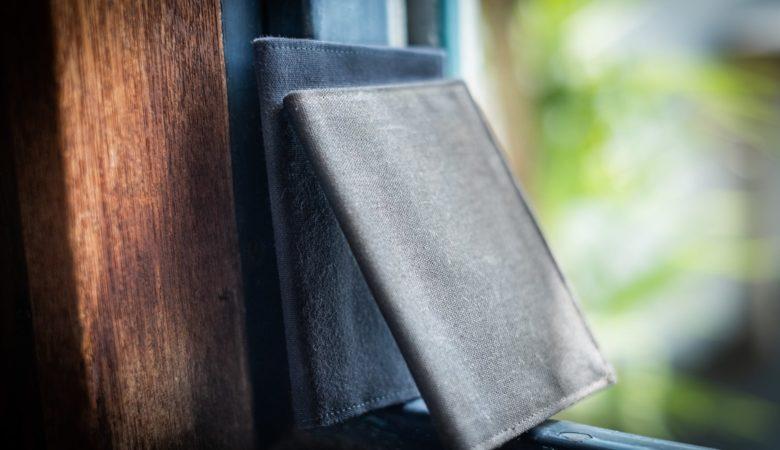 [シンプル]クラウドファンディングおすすめの薄い財布「Tenuis3」